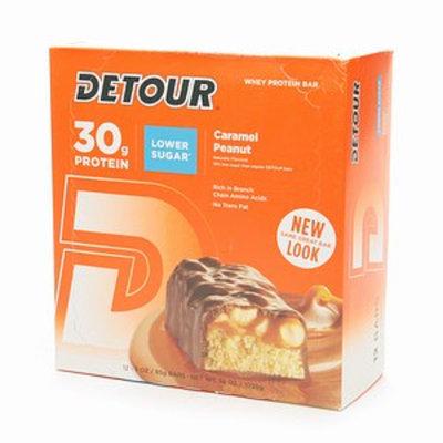 Detour Lower Sugar Whey 30g Protein Bar