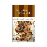 Barefoot Contessa 19-oz. Chocolate Chunk Blondie Mix.