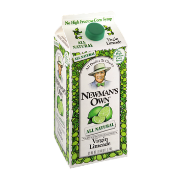 Newman's Own All Natural Virgin Limeade