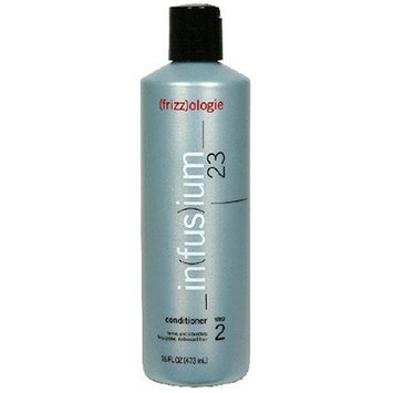 Infusium 23 (frizz)ologie Conditioner, Step 2, 16 fl oz Bottle (Pack of 3)