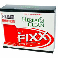 B.N.G. Herbal Clean The Fixx The Detox Solution Maximum Strength Tropical 2 oz