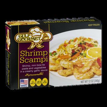 Gulf Gourmet Shrimp Scampi