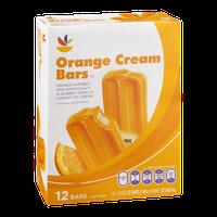 Ahold Orange Cream Bars - 12 CT