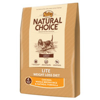 Nutro Natural Choice NUTROA NATURAL CHOICEA Lite Weight Loss Diet Adult Dog Food