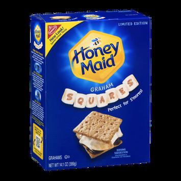 Nabisco Honey Maid Grahams Squares