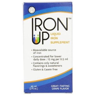 Yasoo Health Inc. Ironup (Grape Flavor) 60Ml (2Oz) Liquid