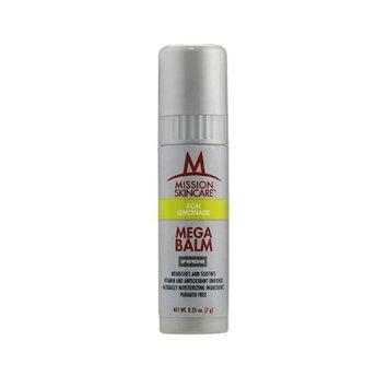 MISSION Skincare Mega Balm Lip Refresher, Acai Lemonade, .25-Ounce Unit