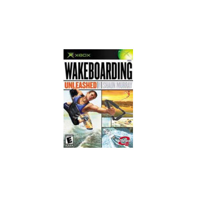 Activision Wakeboarding Unleashed Shaun Mulin