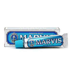 Marvis Travel Sized Toothpaste