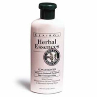 Clairol Herbal Essences 12oz Conditioner with Thyme, Wheat Germ Oil & Vitamin E for Dry/damaged/colored/permed Hair
