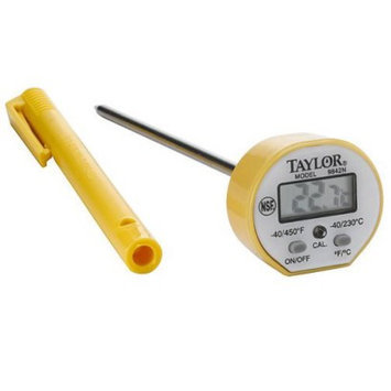Taylor Commercial Waterproof Instant-Read Thermometer