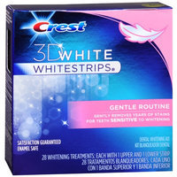Crest 3D White Whitestrips 1-hour Express Teeth Whitening Kit