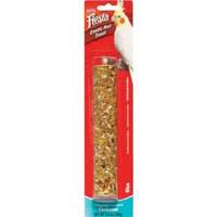 Mojetto Kaytee Pet Products BKT100502626 Fiesta Exotic Nut Cockatiel Treat Stick, 3.5-Ounce