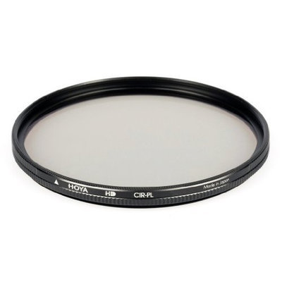 Hoya 77mm HD Hardened Glass 8-layer Multi-Coated Circular Polarizing Filter