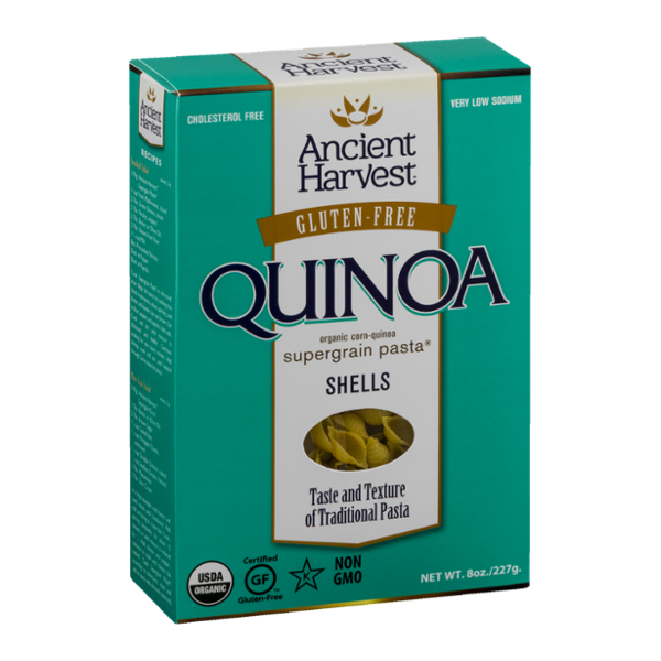 Ancient Harvest Quinoa Supergrain Pasta Shells