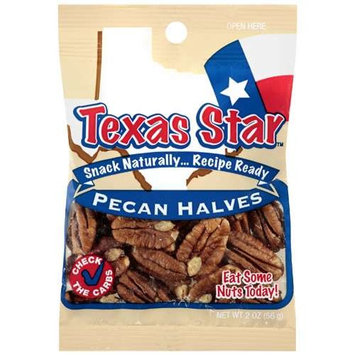 Texas Star: Halves Pecan