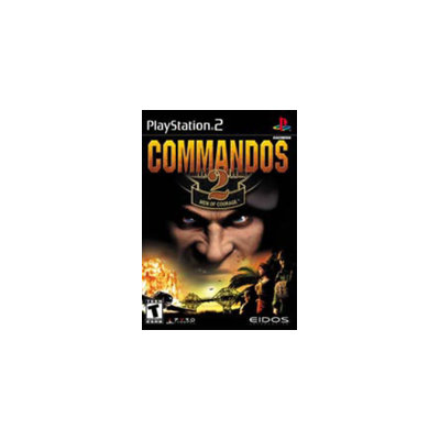Eidos Interactive Commandos 2: Men of Courage