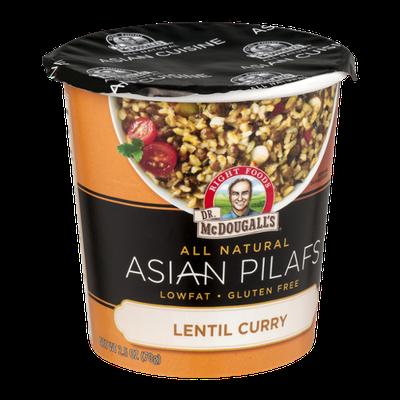 Dr. McDougall's Asian Pilafs Lentil Curry