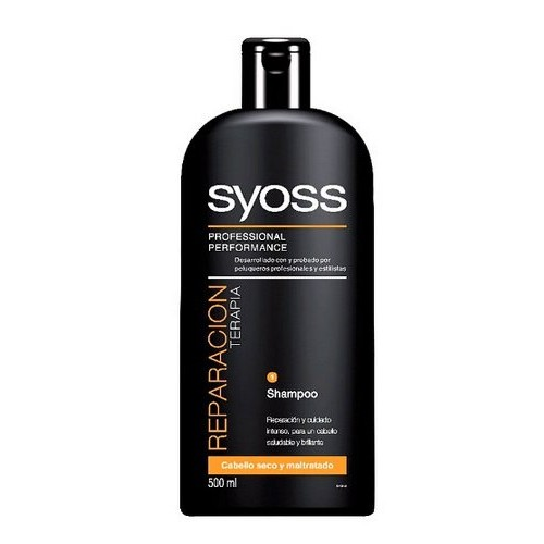 Syoss Hair Care Therapy Intensive Repair Shampoo 16.9 Oz