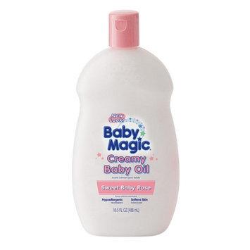 Baby Magic Creamy Baby Oil