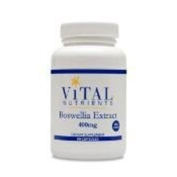 Vital Nutrients - Boswellia Extract 400 mg 90 vcaps