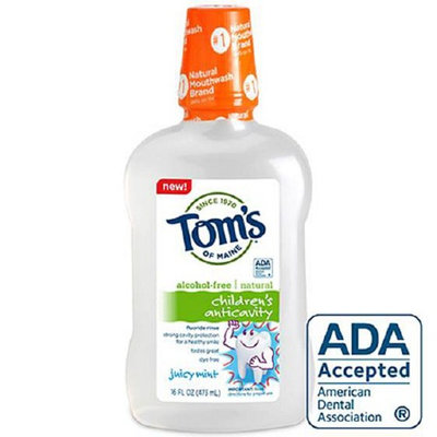 Tom's of Maine Children's Anticavity Flouride Rinse