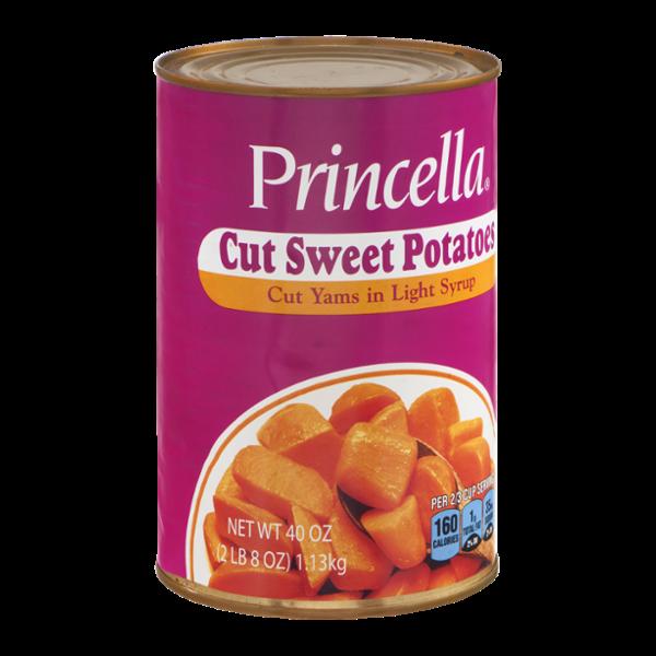 Princella Cut Sweet Potatoes Reviews 2019