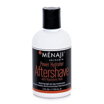 Menaji Skincare Power Hydrator Aftershave with Hyaluronic Acid