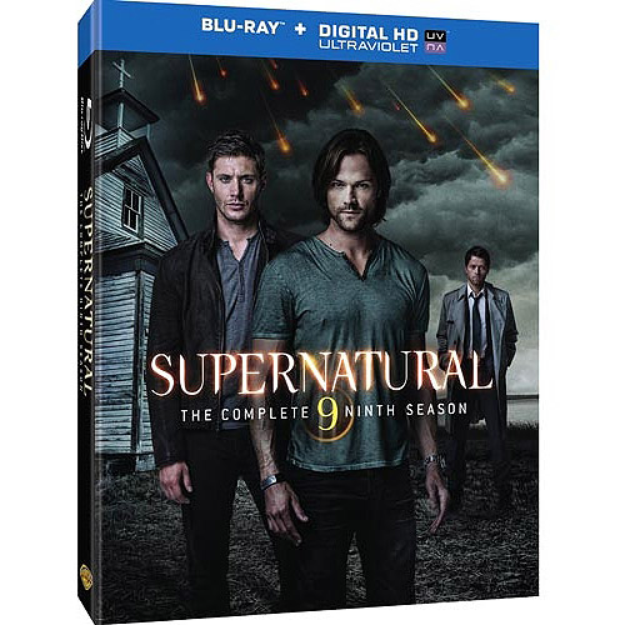 Supernatural: The Complete Ninth Season (Blu-ray + Digital HD) (Widescreen)