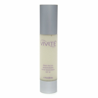 Vivite Daily Facial Moisturizer with Sunscreen SPF 30