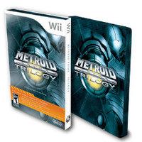 Nintendo of America Metroid Prime Trilogy