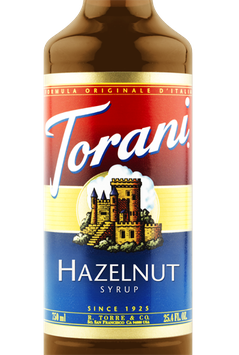 Torani Syrup Hazelnut