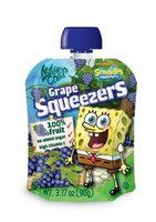 Nature's Child Spongebob Squeezers Grape