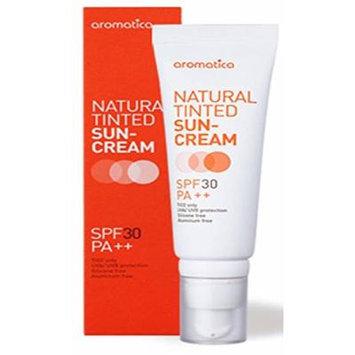 Natural Tinted Sun Cream