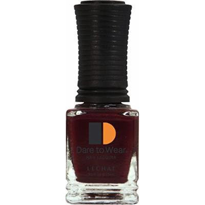 LECHAT Dare to Wear Nail Polish, Maroonscape, 0.500 Ounce