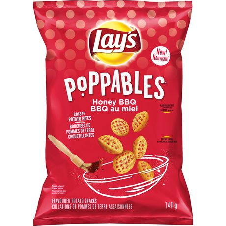 Lay's Poppables Honey BBQ Flavour Potato Snacks