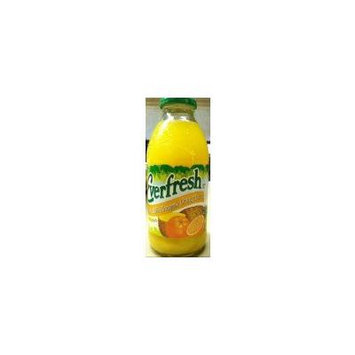 Everfresh: Pineapple Juice 16 Oz (12 Pack)