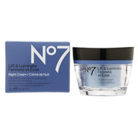 Boots No7 Lift & Luminate Night Cream