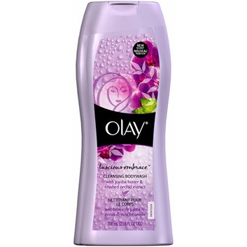 Olay Luscious Orchid Cleansing Body Wash 23.6 Oz