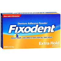 Fixodent Extra Hold