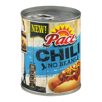 Pace Chili No Beans