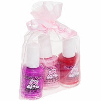 Piggy Paint Girls 3 Color Nail Polish Gift Set (Shake Things Up)