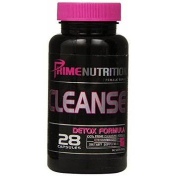 Prime Nutrition Cleanse Capsules, 28 Count