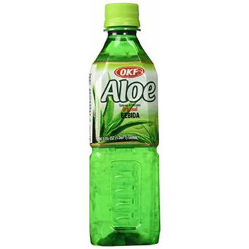 OKF Aloe Originial Drink 500 Ml (Pack of 10)