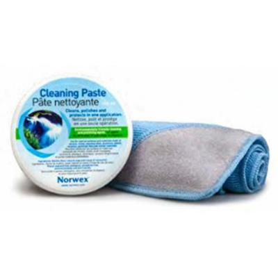 Norwex Cleaning Paste and Scrubby Corner Cloth