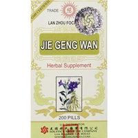 Platycodon Teapills (Jie Geng Wan) 200 Ct, 1 Pk