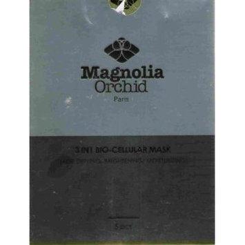 MAGNOLIA ORCHID 3 IN 1 BIO-CELLULAR MASK(Age Defying/Brightening/Moisturizing)