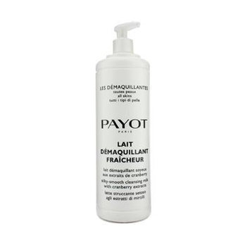 Payot Lait Demaquillant Fraicheur Silky-Smooth Cleansing Milk (For All Skin Types, Salon Size) 1000Ml/33.8Oz