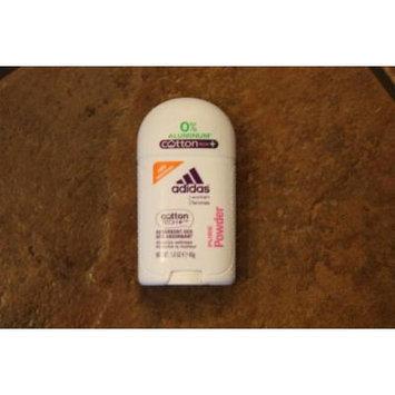Adidas Pure Powder Aluminum Free 1.6 Oz Deodorant-2 Pack