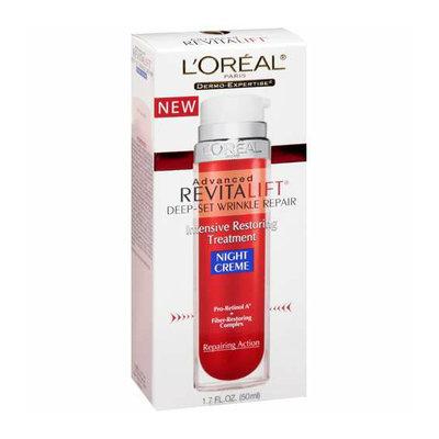 Revitalift Intensive Deep-Set Wrinkle Repair Night Lotion